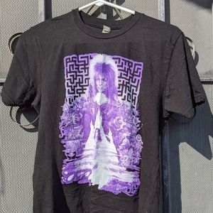 LABYRINTH GRAPHIC TSHIRT